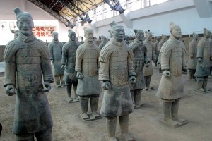 Terracotta Warriors and Horses Pit 1