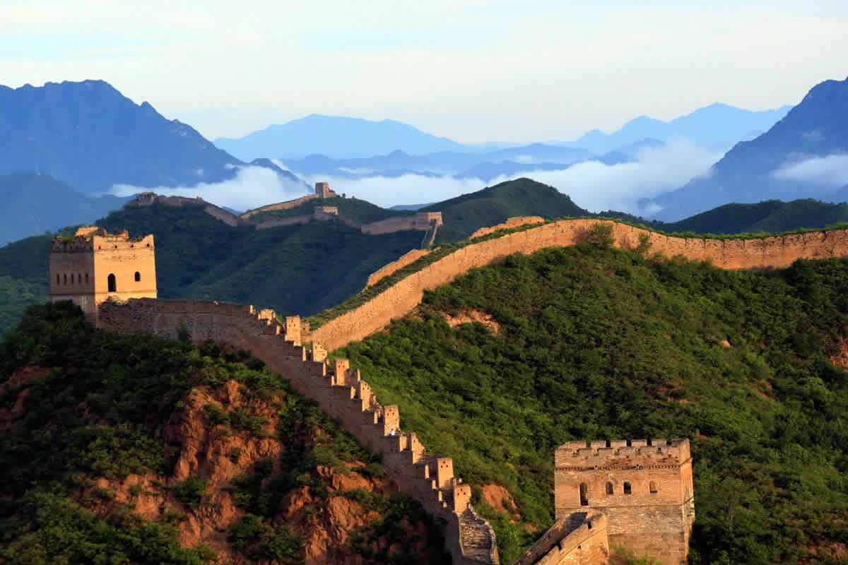 Great Wall Tour From Beijing