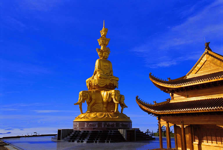 Mt. Emei - Golden Summit