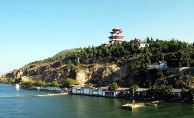 Nanzhao Customs Island
