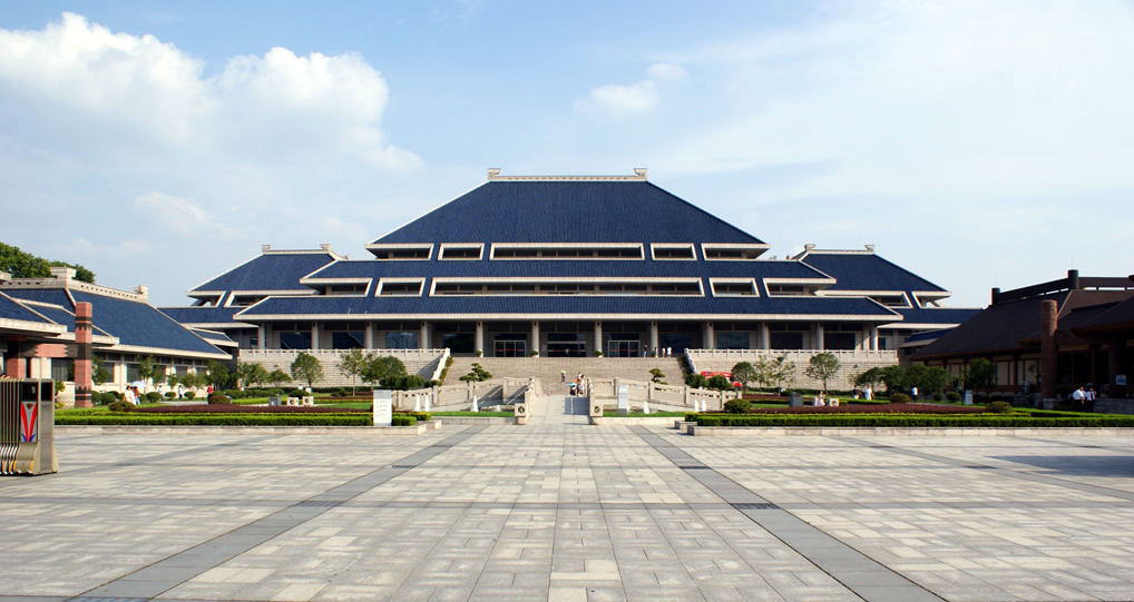 Shaanxi history museum travel china with me