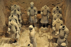 Terracotta Warriors and Horses Pit 3