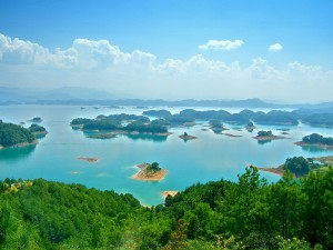 Thousand Islets Lake (Qian Dao Lake)